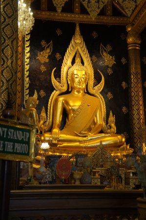 Phra Si Ratana Temple (Wat Yai): Phra Phuttha Chinnarat