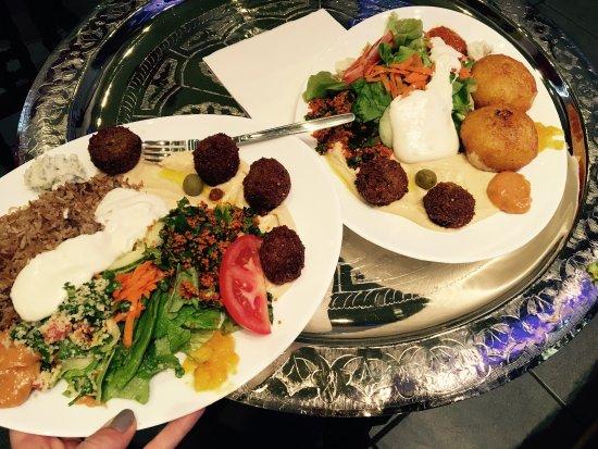 Bestes Schawarma Sandwich Und Beste Falafal In Karlsruhe Habibi