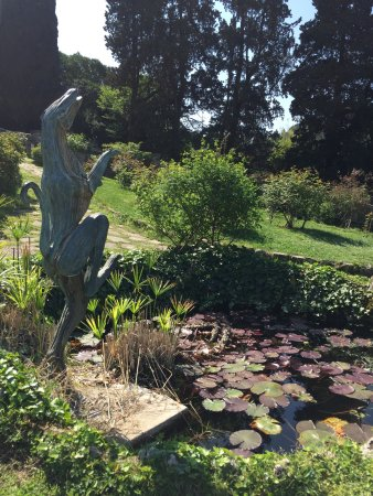 Picture of folon e il giardino delle rose florence tripadvisor - Il giardino delle rose ...