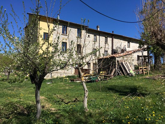 Pennabilli, Italy: Bed & Breakfast Shalom