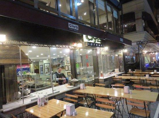 Ciya Sofrasi: Exterior view of the restaurant
