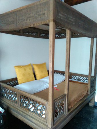 Courtyard 7: Double bed
