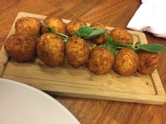 comida innovadora y tradicional picture of restaurante