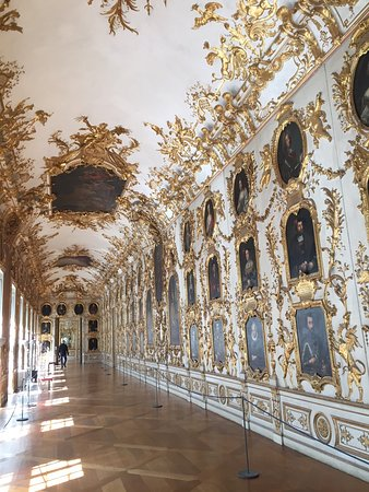 Photo of Tourist Attraction Munich Residence (Residenz Munchen) at Residenzstr. 1, Munich 80333, Germany