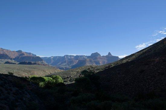 Indian Garden: View below