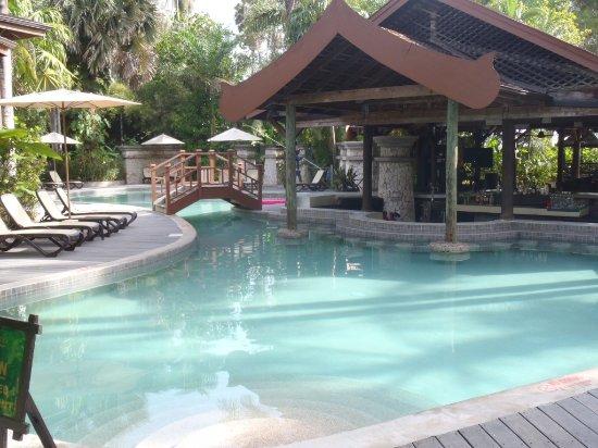 Wonderful pool area.