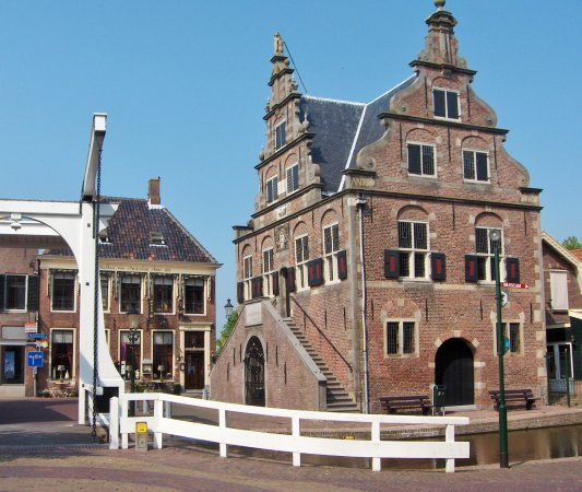 De Rijp, The Netherlands: The Old CityHall
