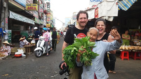 Tour Guide In Saigon
