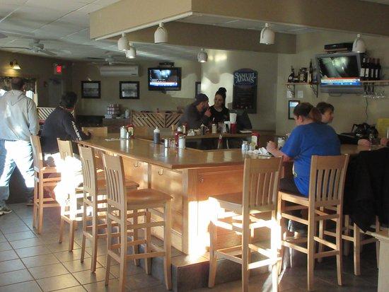 Westport, MA: Lunch Counter