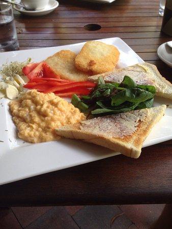 Yorkeys Knob, Australia: Breakfast