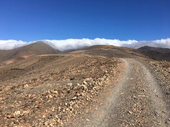 Pico de las Zarzas : En chemin