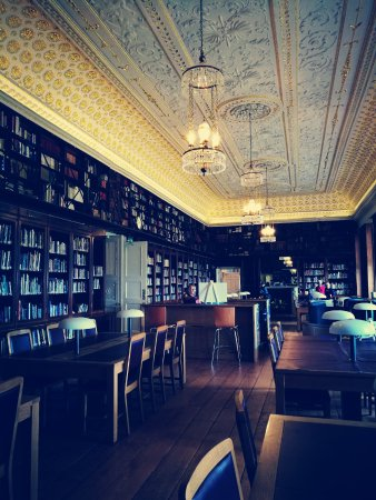 Stowe House: Library