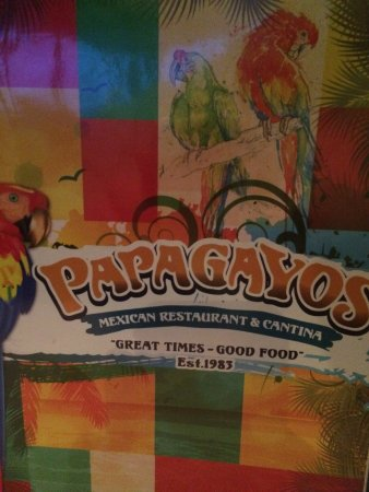 Lake Arrowhead, CA: Papagayos Restaurant