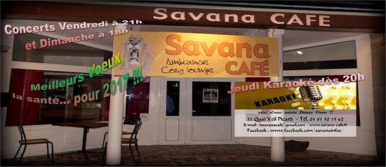 Savana Cafe