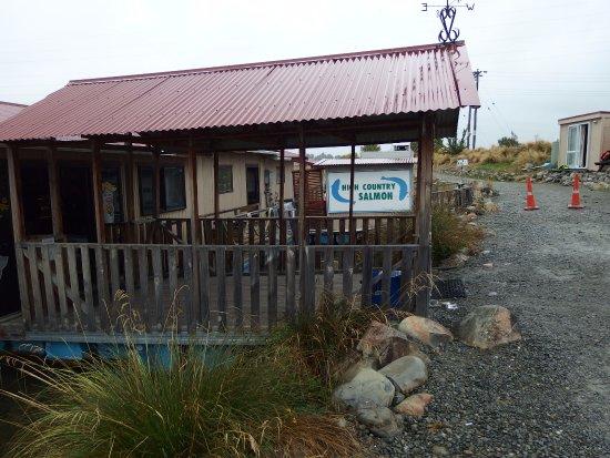 Twizel, نيوزيلندا: 外観です