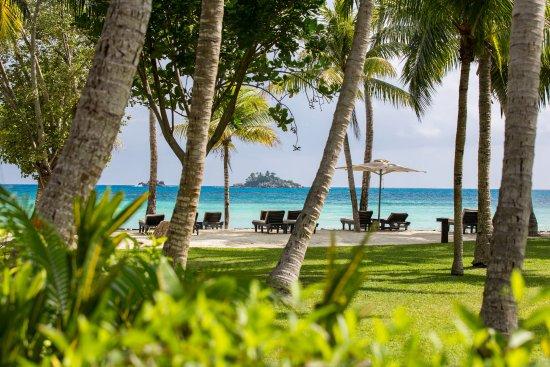 Paradise Sun Seychelles Beach