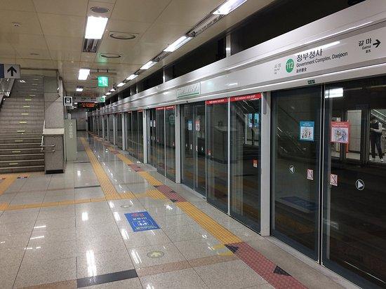 Daejeon Metro