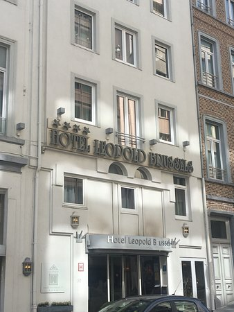 Hotel Leopold Brussels: photo1.jpg