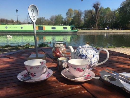 Teashop by  the Canal: photo0.jpg