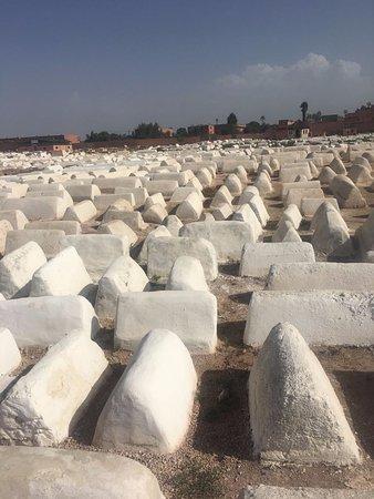 Mellah : Jüdischer Friedhof