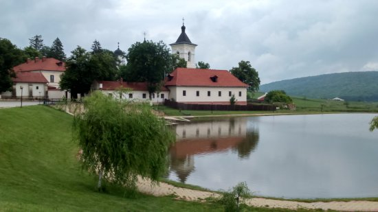 Capriana, Mołdawia: Mănăstirea Căpriana