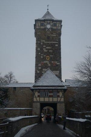 Rodertor: la torre