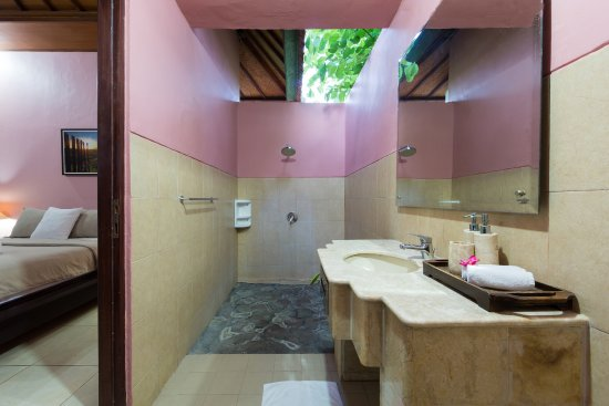 Wayan's Guest House: View from the toilet