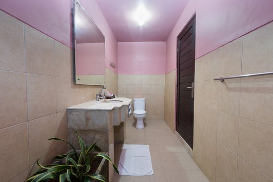 Wayan's Guest House: View from the shower