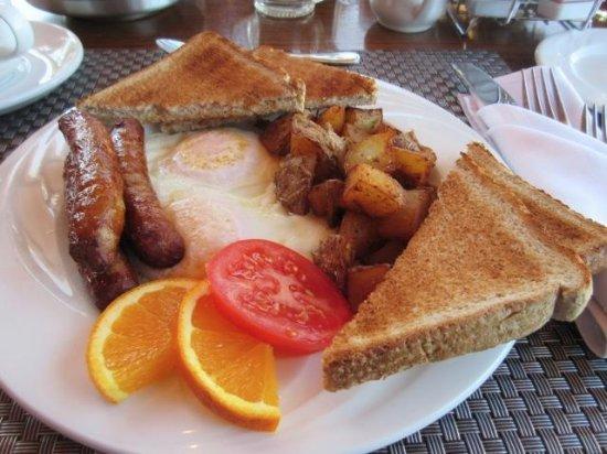 Minden, Canada: Breakfast