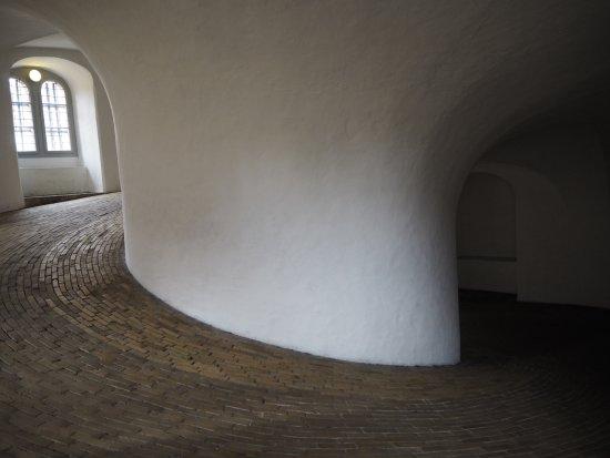 Rundetaarn: The Sloping Floor Makes For An Easier Walk Up