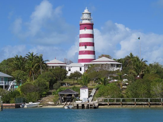 Elbow Cay: Hopetown Lighthouse