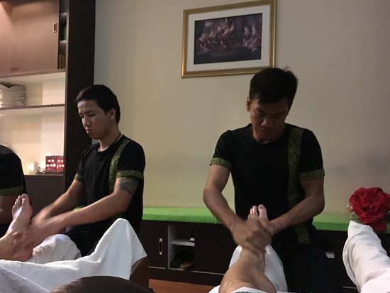 Silom 68 Thai Massage