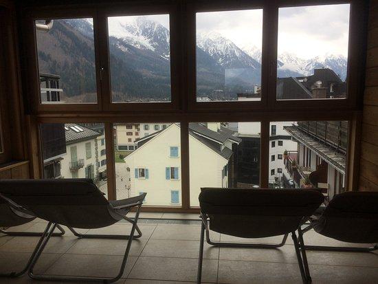 瑞士公園溫泉飯店照片