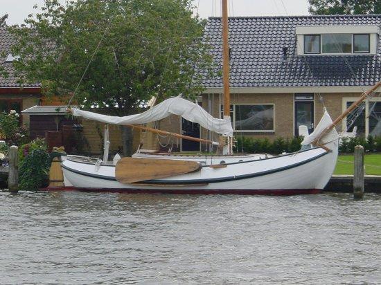 Sailing Barge Drifter