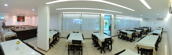 Salgadinho, PE: Restaurante