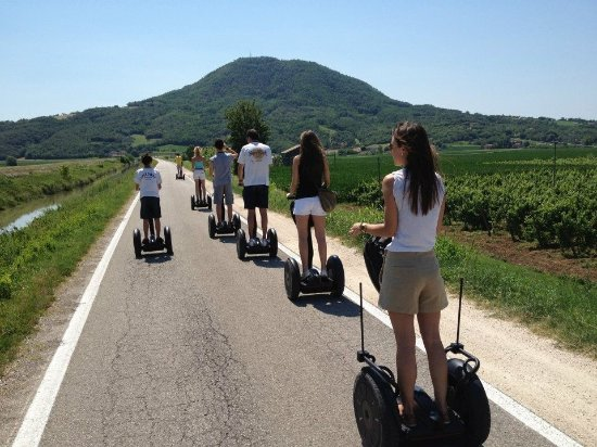 Abano Terme, Italy: Segway Tour in Italy