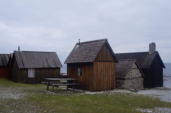 Faro, Schweden: Digerhuvud Sea Stack Field