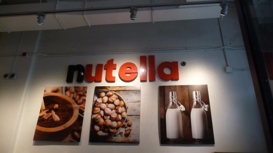 Nutella cafe nyc