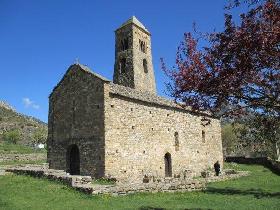 Coll de Nargo, إسبانيا: Stokoud maar standvastig