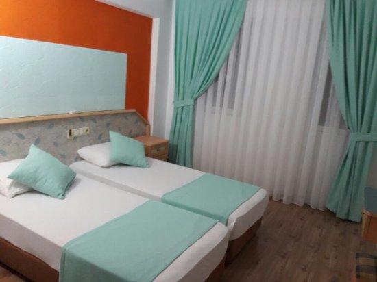 Balkaya Hotel: standart room