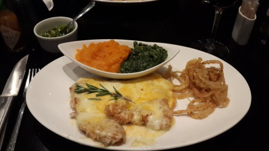 Kempton Park, Sudafrica: Delicious, quality food.