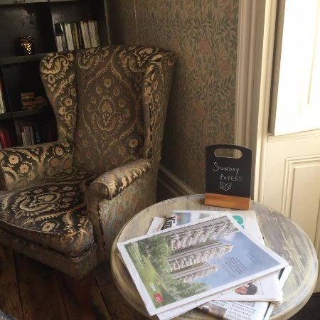 Newbiggin-on-Lune, UK: Lovely thoughtful touches