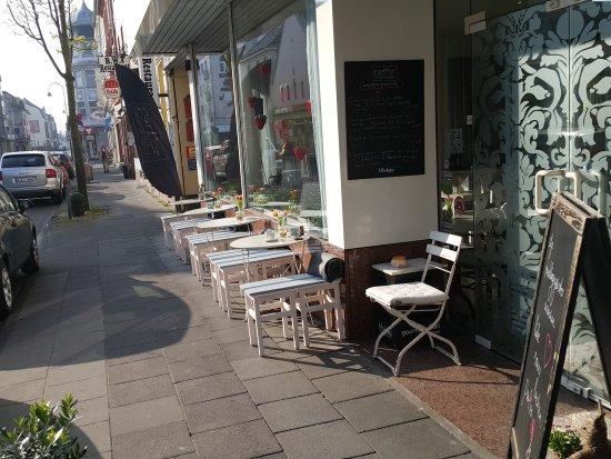 parlor cafe salon cologne restaurant avis num ro de. Black Bedroom Furniture Sets. Home Design Ideas