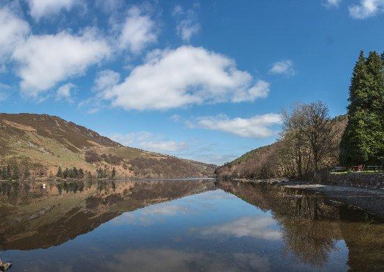 Trefriw, UK: The Lake