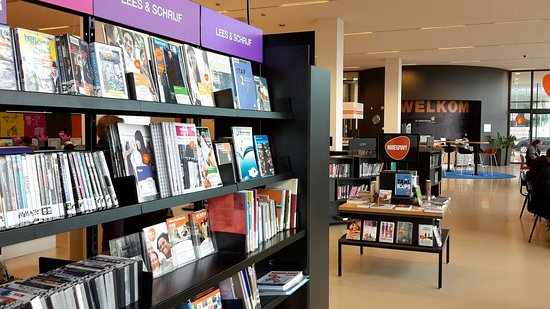 de Bibliotheek Kanaleneiland
