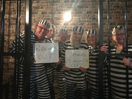 Trapped Escape Room Gloucester Reviews