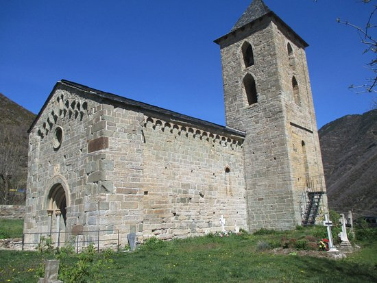 Vall de Boi, สเปน: typisch romaans