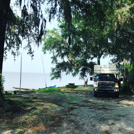 Bay Breeze RV Park: Had a great trip in this beautiful place! Quiet, well kept, friendly and great views! Thank you