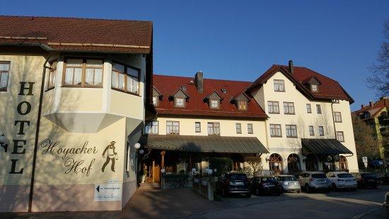 Hotel Hoyacker Hof Garching
