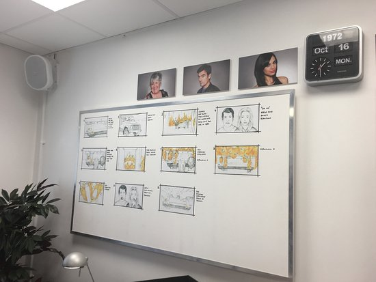 storyboard Picture of The Emmerdale Studio Experience Leeds